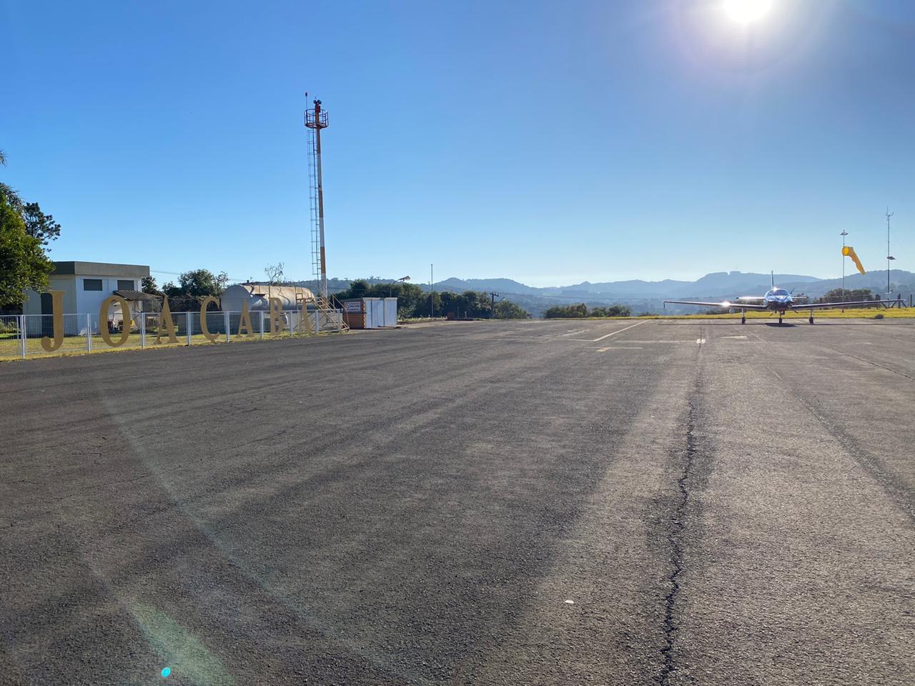 Aeroporto Santa Terezinha de Joaçaba