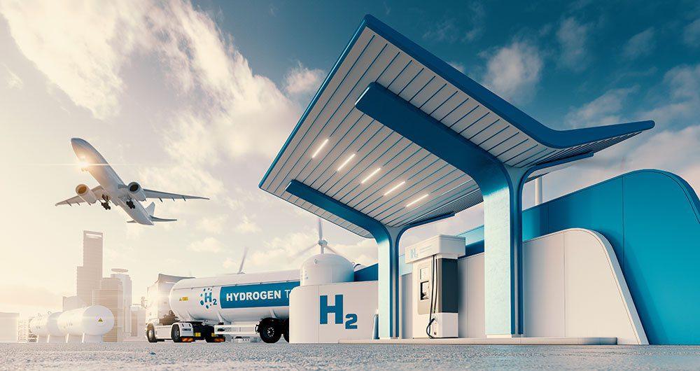 Airbus Aeroporto Hidrogênio