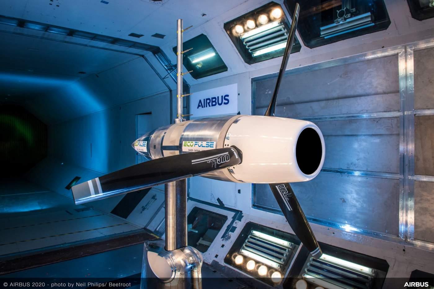 Airbus EcoPulse