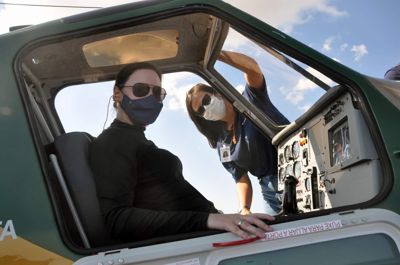 Embraer Ipanema Pilotos
