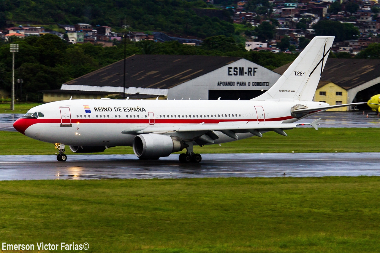Airbus A310 Espanha