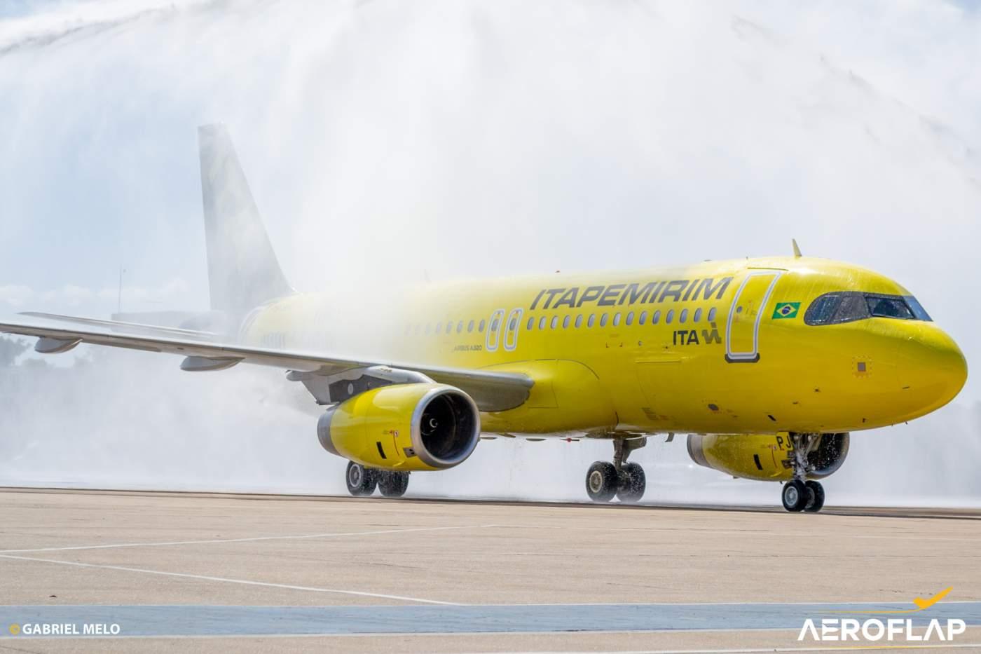 Aeroporto de Brasília ITA Itapemirim