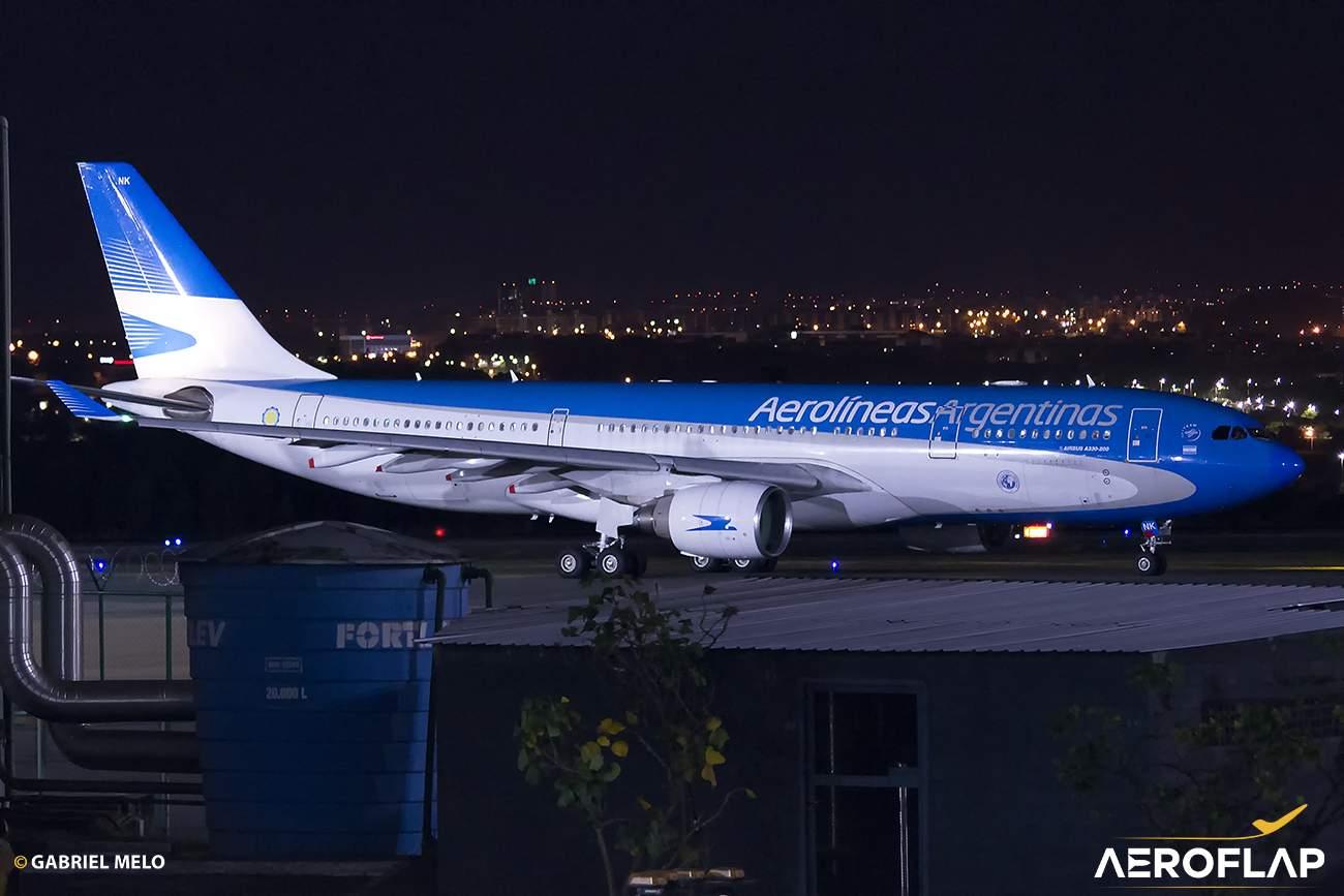 Airbus A330 Aerolíneas Argentinas
