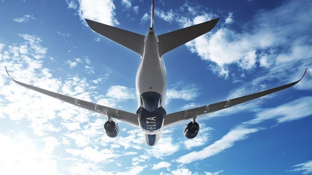 Delta Airlines teste covid