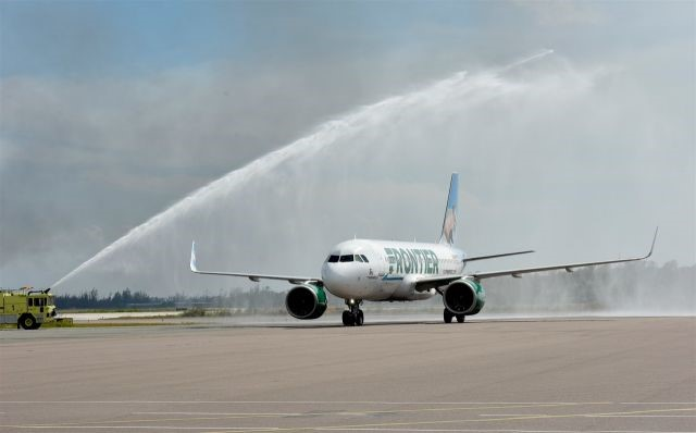 Frontier Airlines Bahamas
