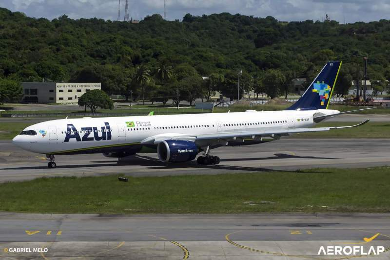 Airbus A330neo Azul PR-ANY