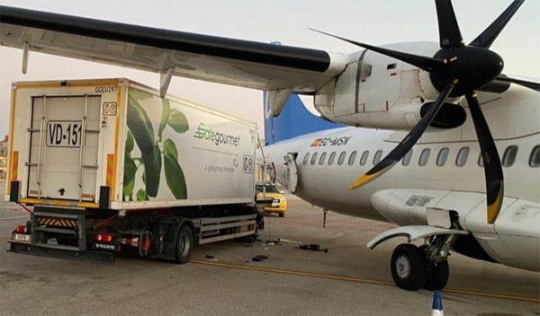 ATR 72 Aeroporto de Madrid Barajas Air Europa
