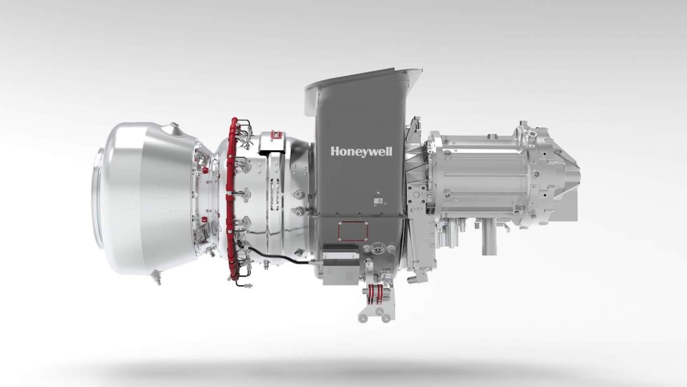Turbogerador Honeywell Aviões Híbridos