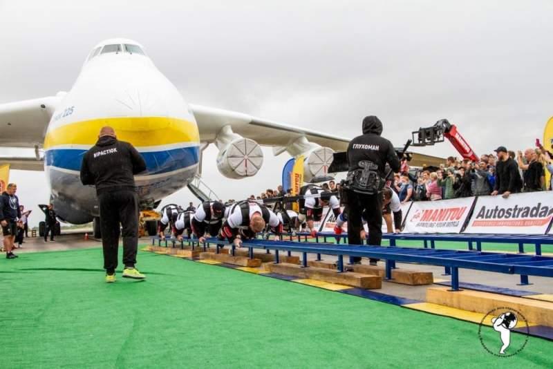 Antonov AN-225 Homens