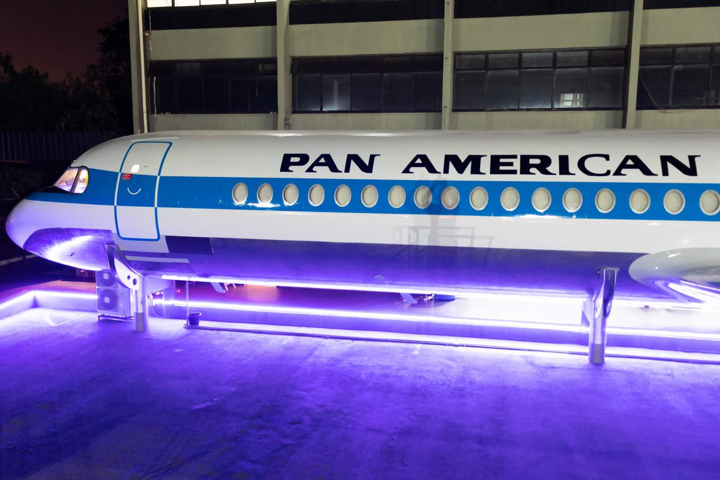 Pan Am Brasil Fokker 100 Brasília